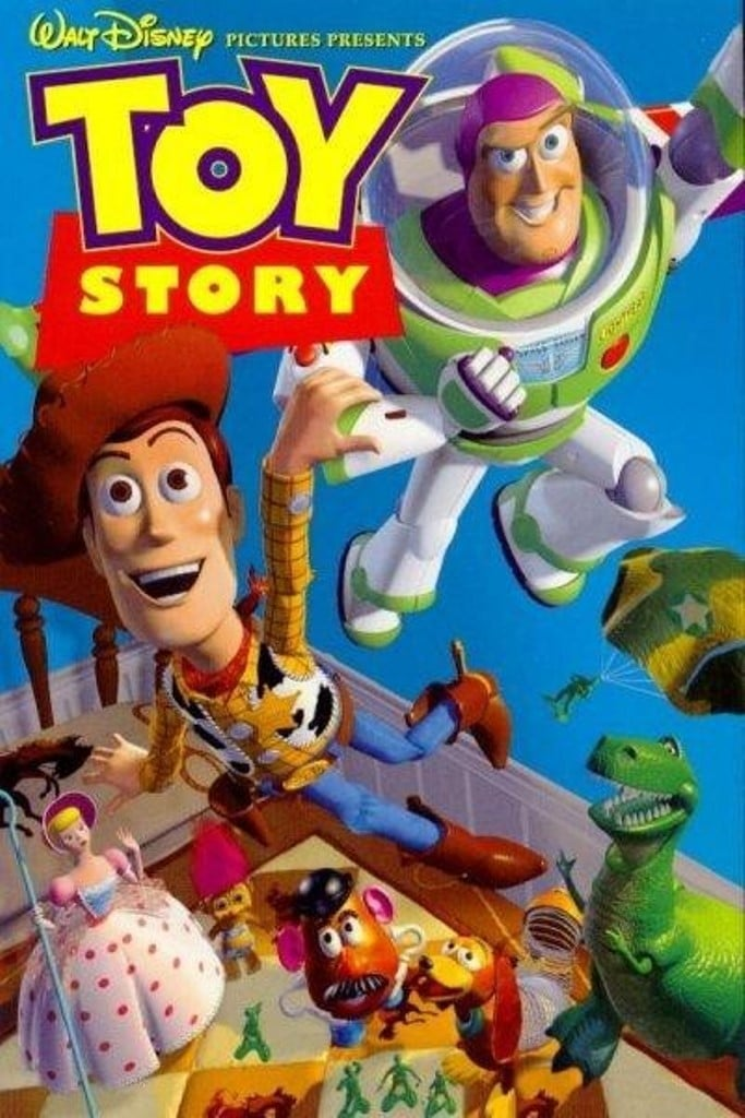 Toy Story 1 Poster