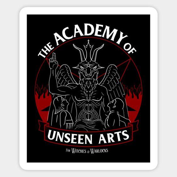 academy of unseen arts