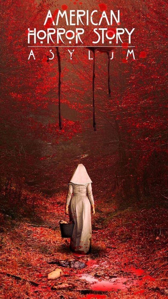 american horror story poster of asylum season 2