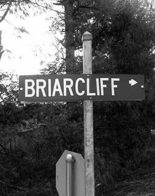 american horror story poster of briarcliff manor