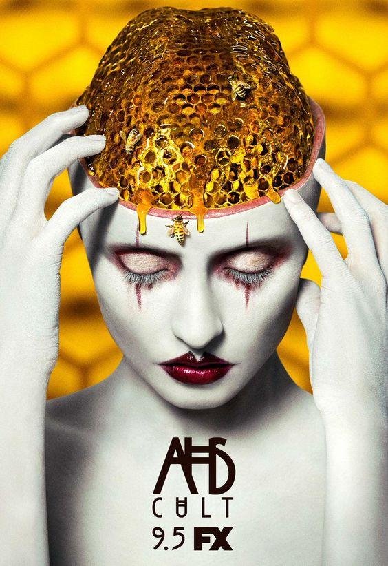 american horror story poster of season 7 cult