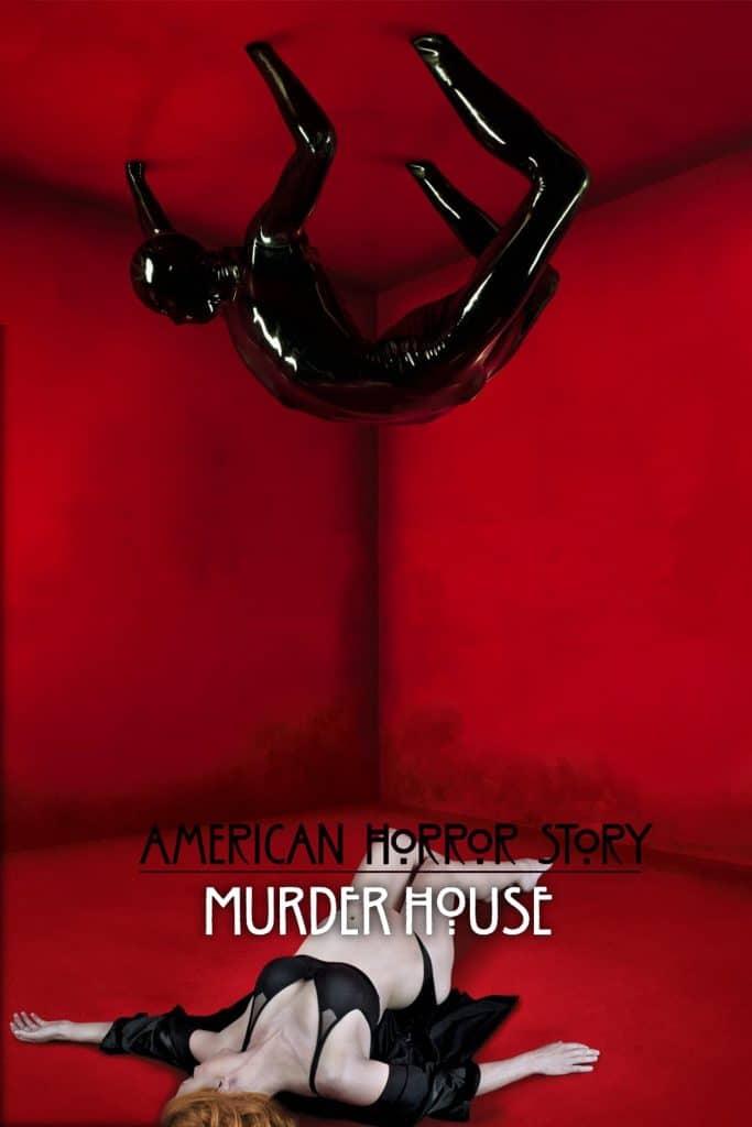 american horror story poster of murder house season 1