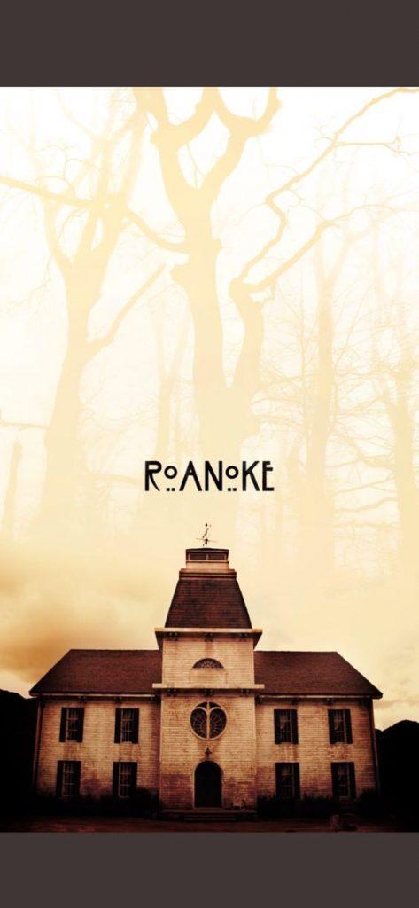 american horror story poster of season 6 roanoke
