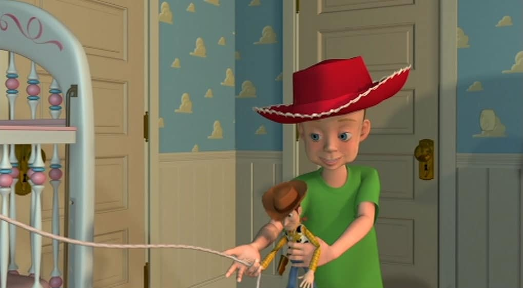 toy story image of andy
