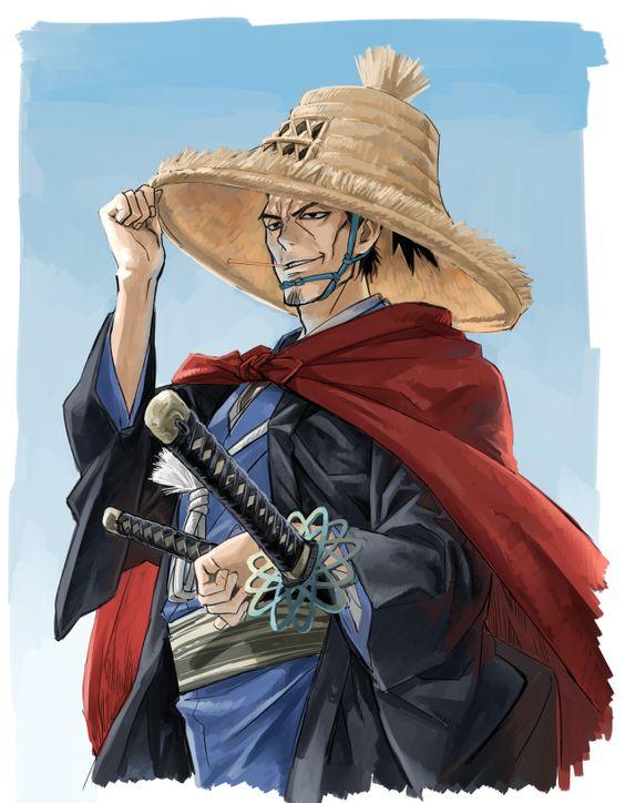 atmoic samurai