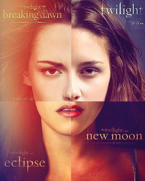 bella twight poster