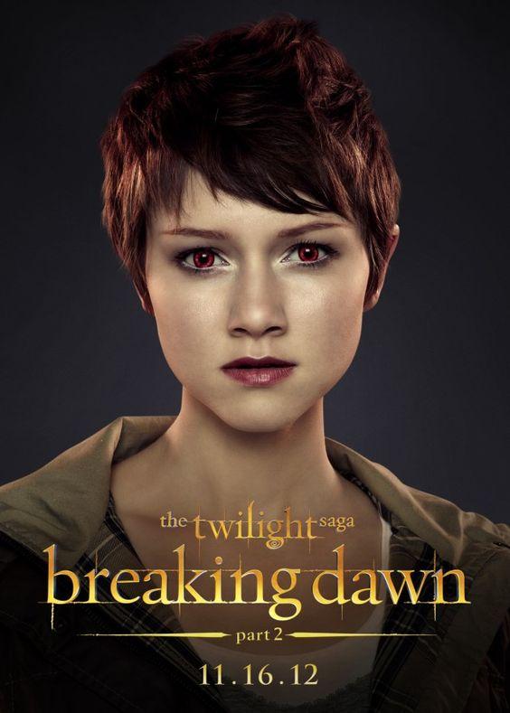 The twilight saga poster