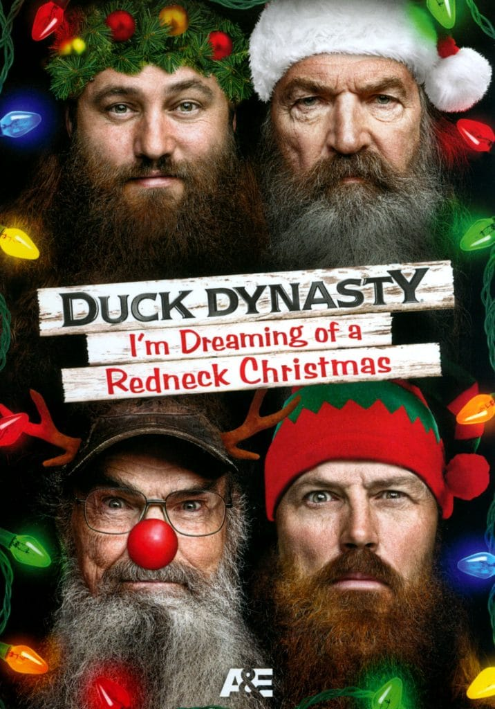 duck dynasty famous poster