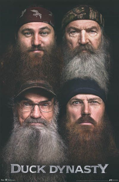 duck dynasty official poster