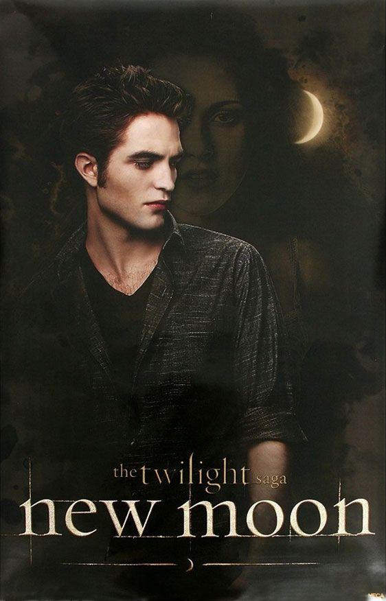 twilight saga poster new moon