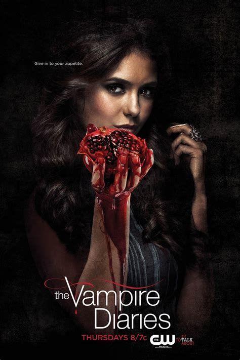 elena vampire poster