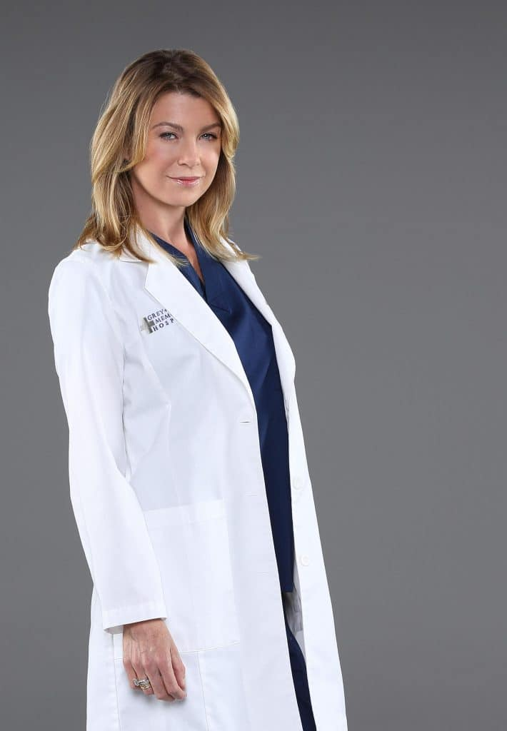 Meredith Grey Poster