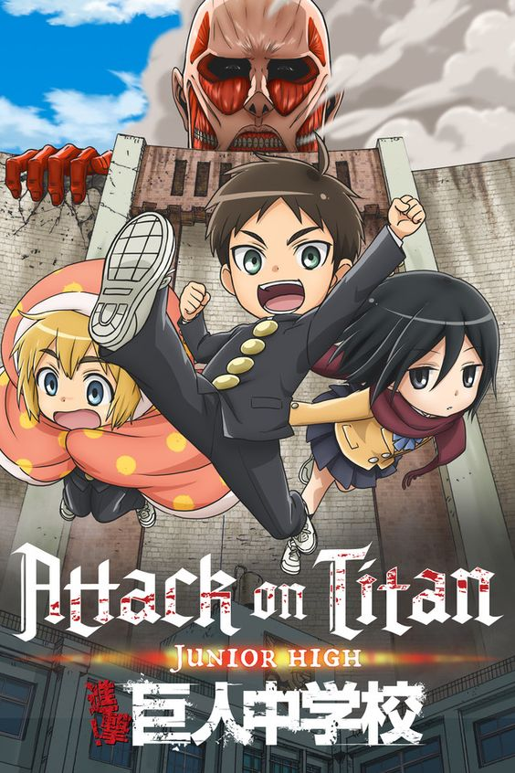 extra 1 attack on titan poster