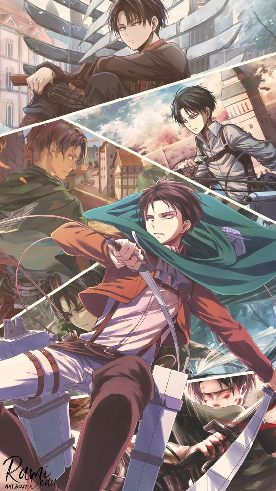 extra 4 attack on titan poster