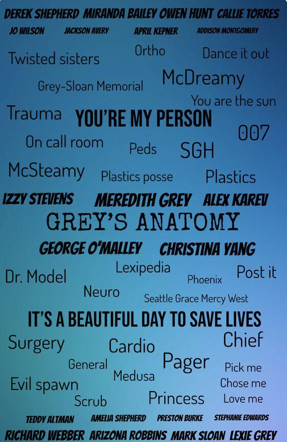 Grey's Anatomy Poster extra 8