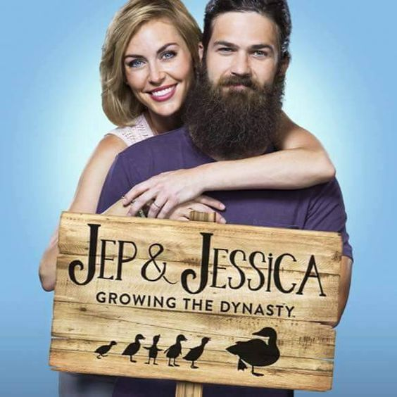 duck dynasty image of jep and jessica