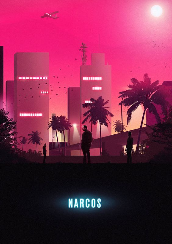 narcos poster drugs