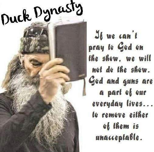 duck dynasty famous dialogue by phil robertson