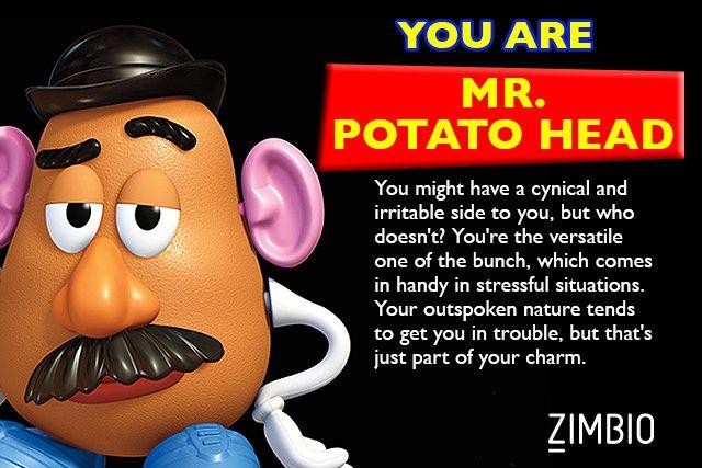 toy story 2 image of mr.potato head