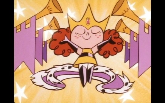powerpuff girls postermof princess morbucks