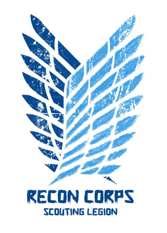 recon corps scouting legion