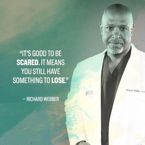 Richard webber line