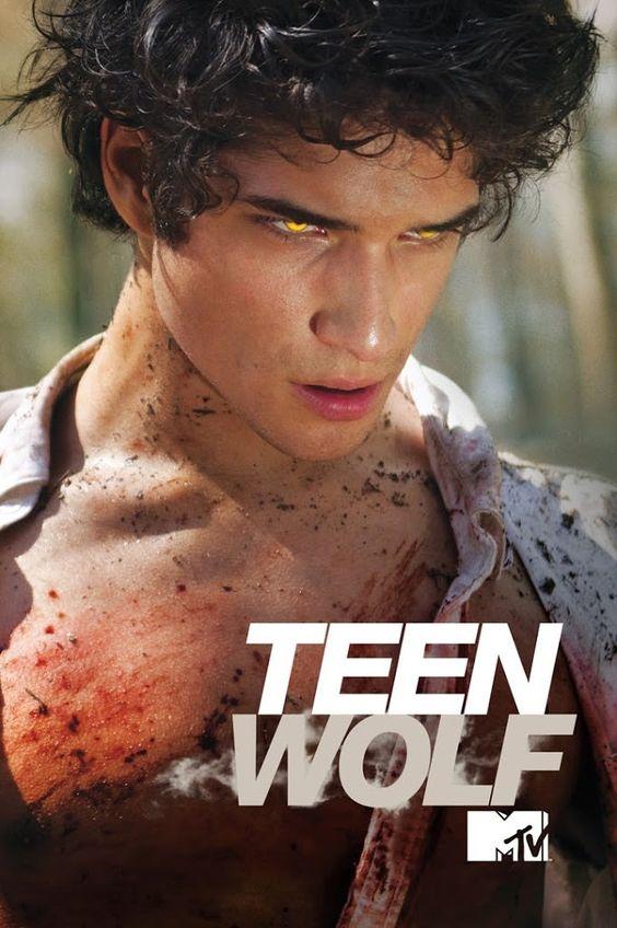 scott teen wolf poster