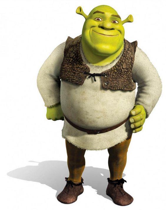 shrek image of the character shrek