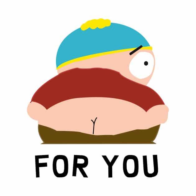 south park poster of eric cartman funny