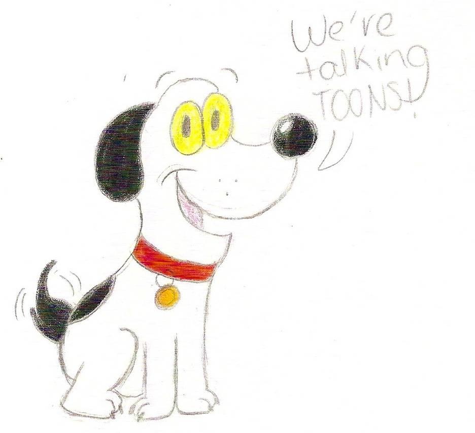 powerpuff girls image of talking dog