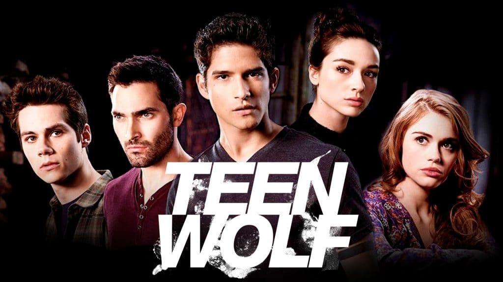 teen wolf poster 1