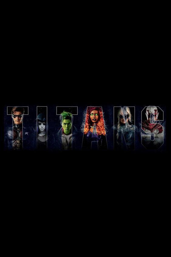 titans poster season 1