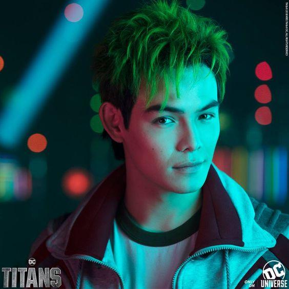 titans t,v series image of gar logan