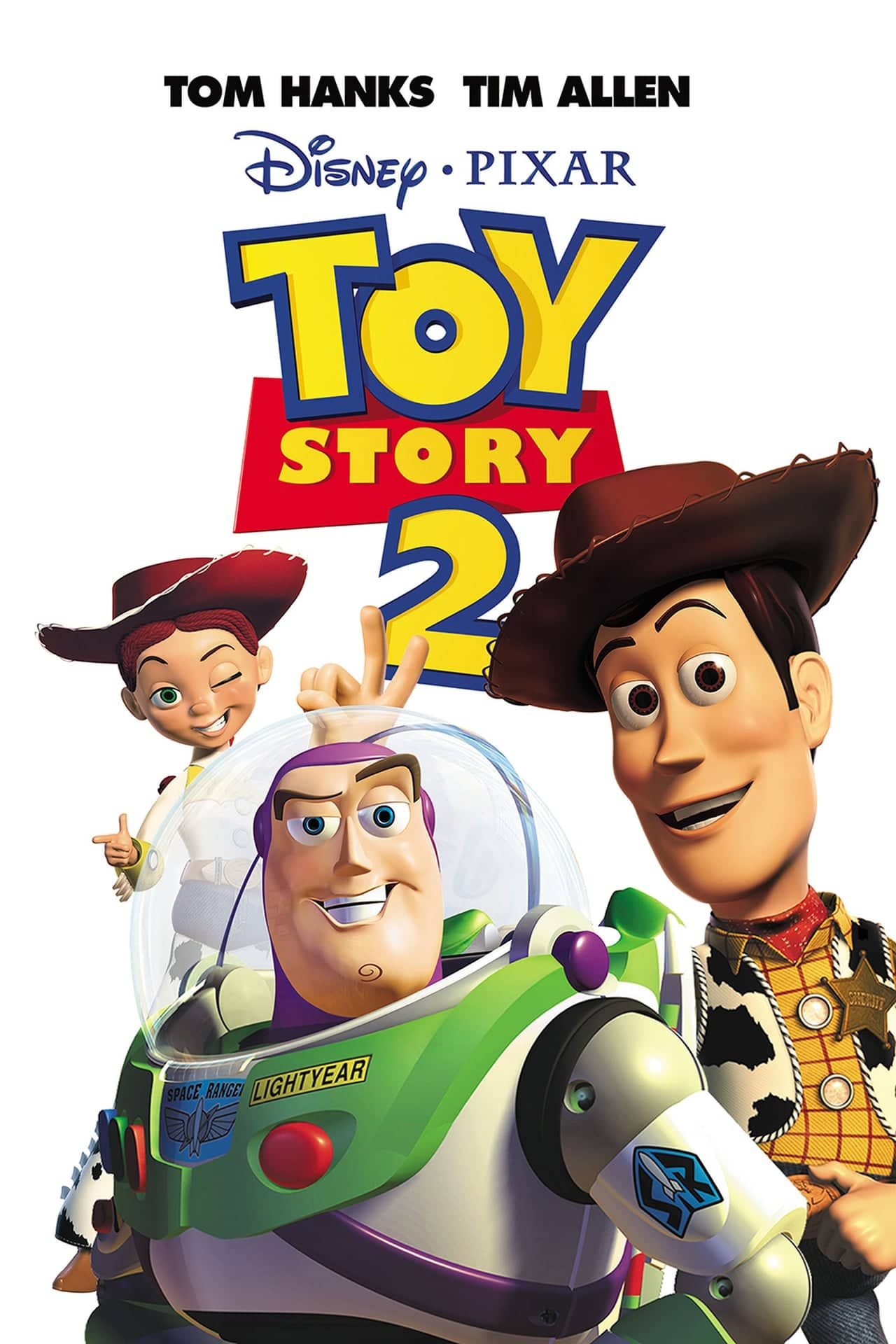 toy story 2 official poster