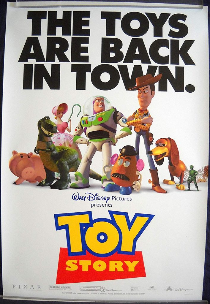 toy story poster 1995
