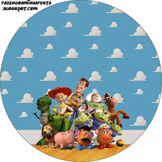 toy story image of all boys