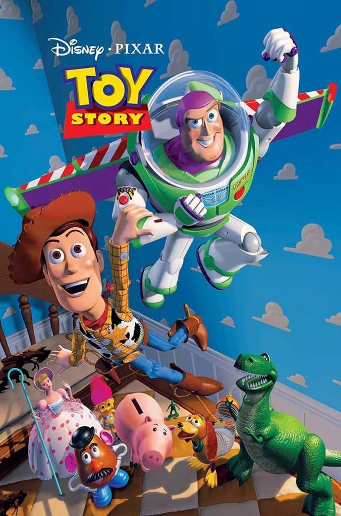 toy story official poster