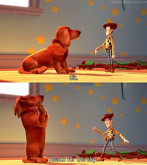 toy story image of buster
