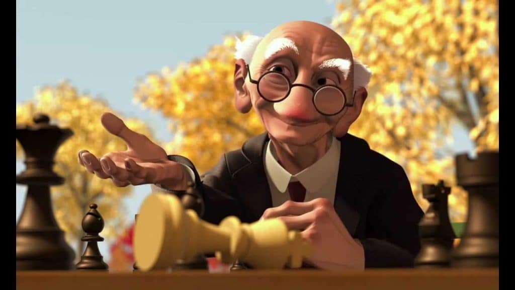 toy story image of old man cleaner