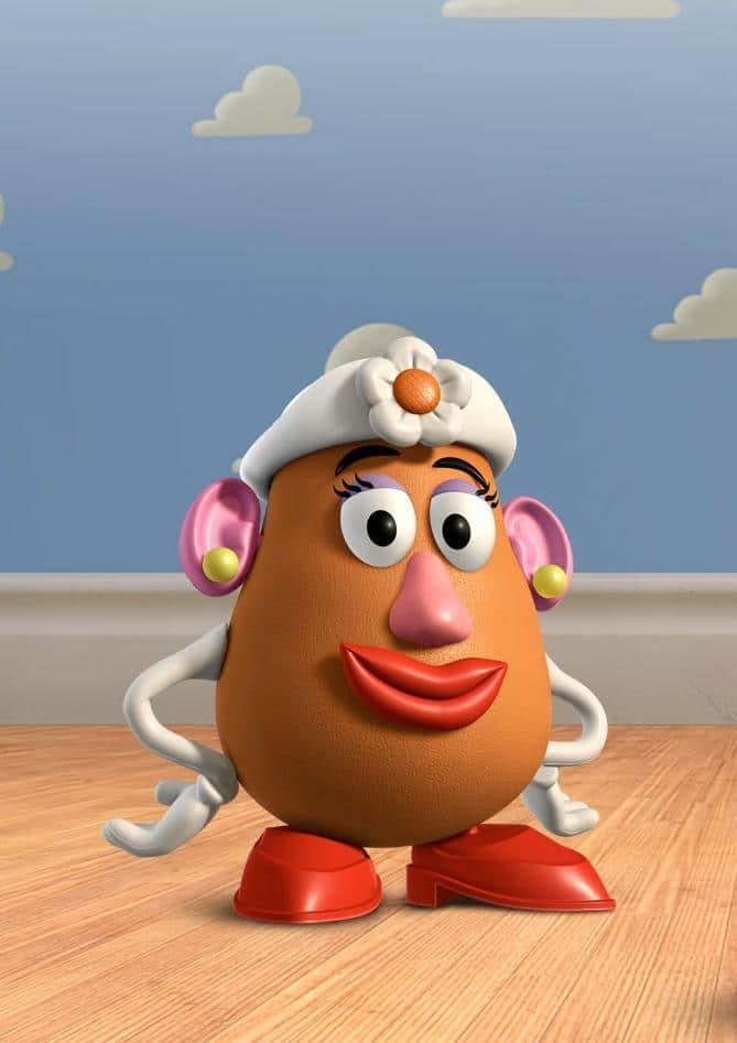 toy story 2 image of mrs. potato head