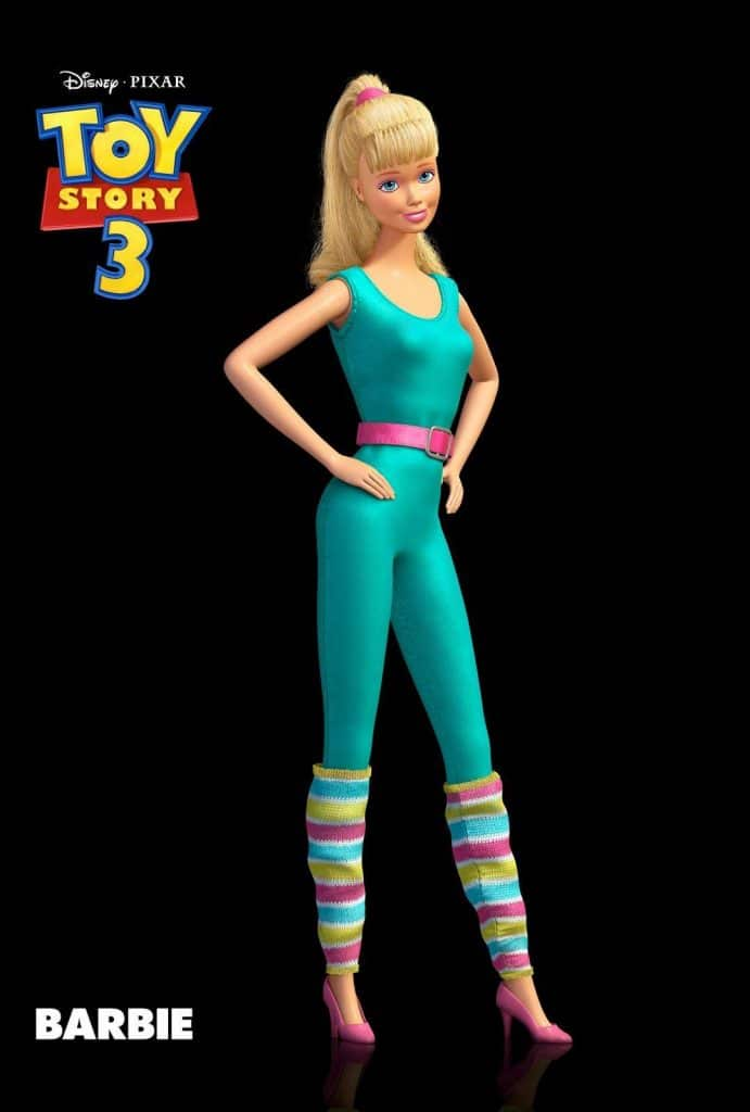 toy story 3 image of barbie
