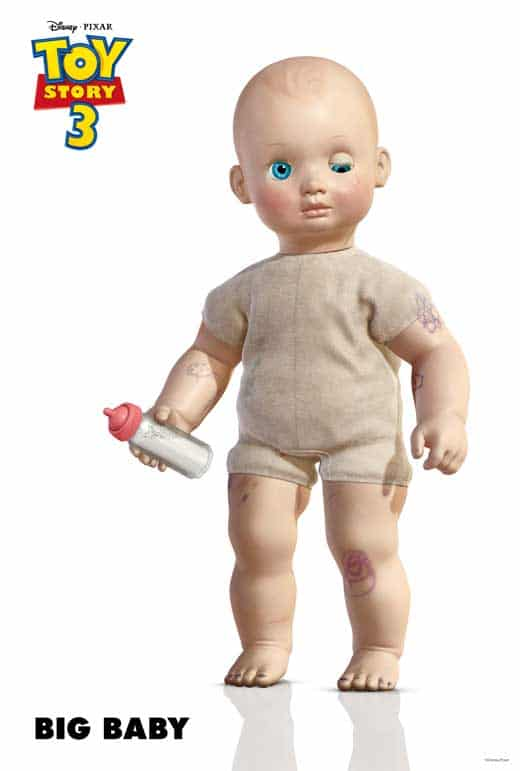 toy story 3 image of big baby