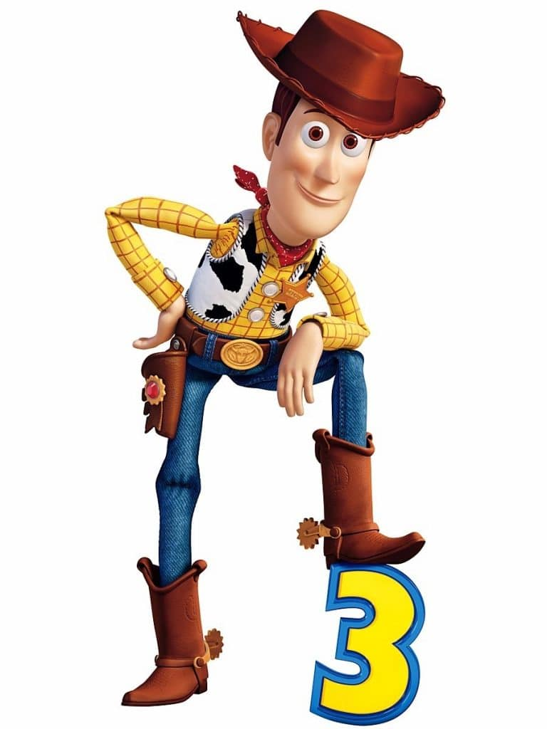 toy story 3 image of woody