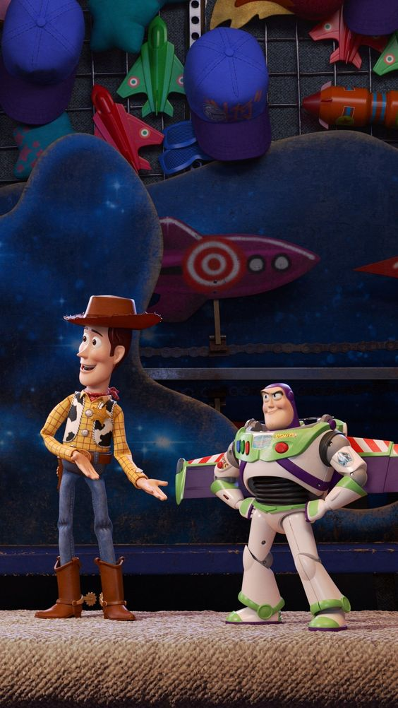 toy story 3 image of woody and buzz