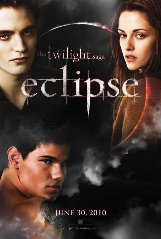 twilight saga poster- eclipse