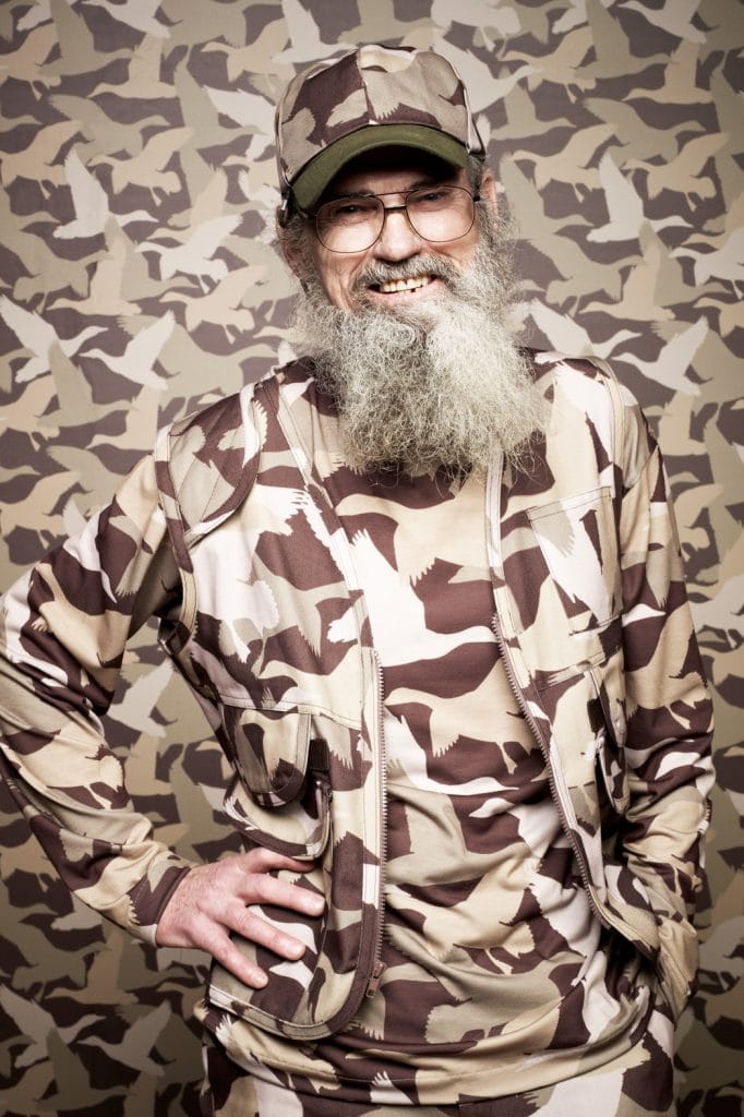 duck dynasty image of si robertson