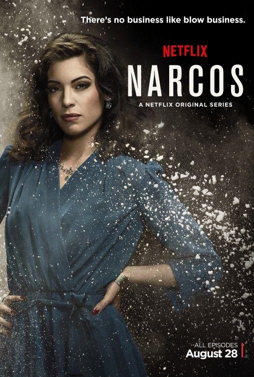 valeria narcos poster