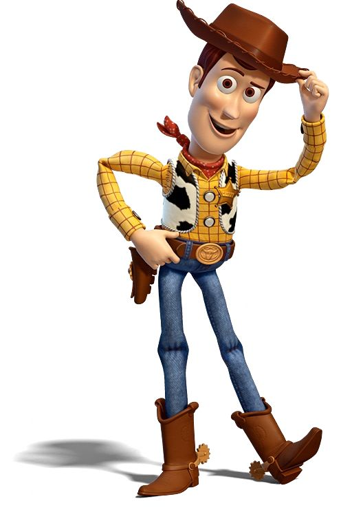 toy story image of main character woody
