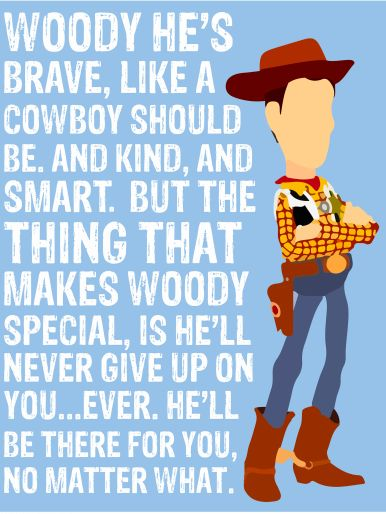 toy story image of woody