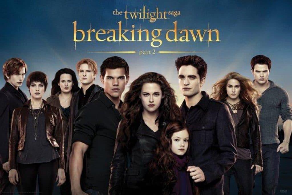 Twilight Saga Part 2 Poster